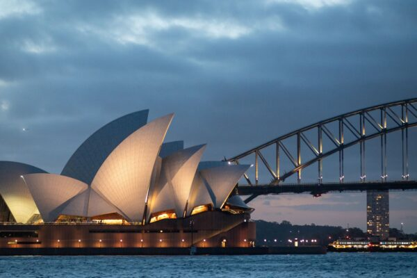 New South Wales - The Capital City, Sydney