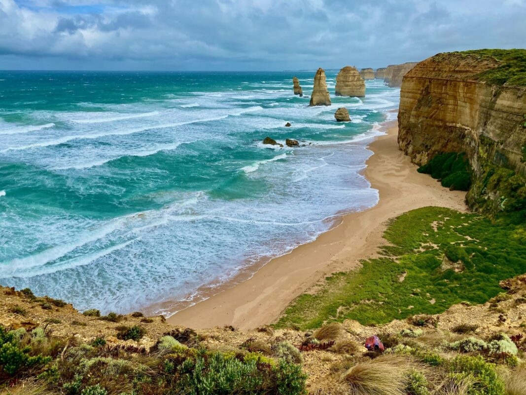 The Twelve Apostles is a must-see attraction along Victoria's spectacular Great Ocean Road!